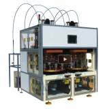 LR10 Auto Stator inslot winding machine (four-station)