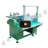 RX01 Semi-auto coil winding machine