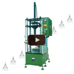 ZX01 Pre-forming machine (with no cuff)