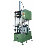 ZC03 Curtain motor middle forming machine(with cuff)